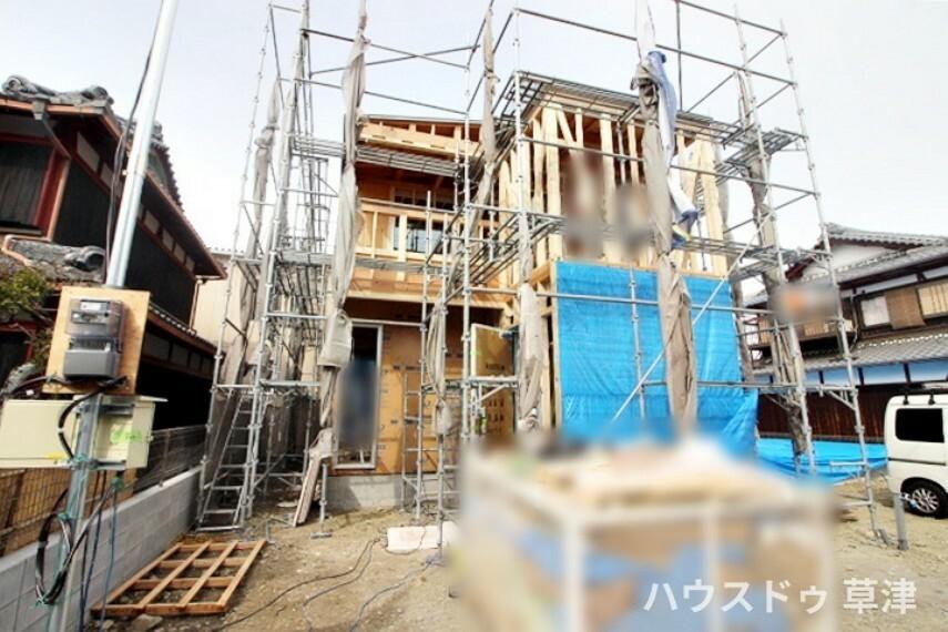 外観・現況 2021/2/12撮影