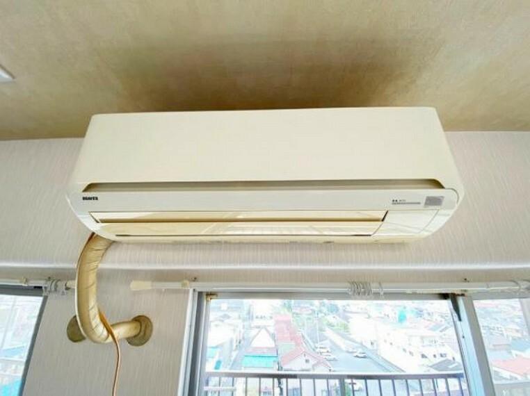 冷暖房・空調設備 エアコン付き!