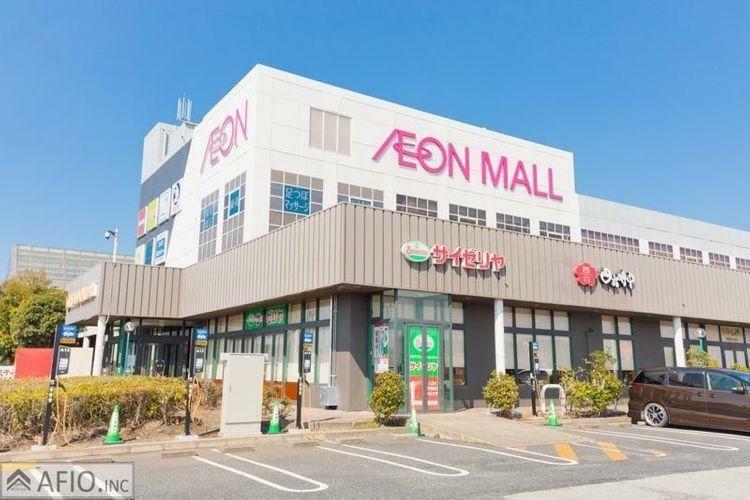 ショッピングセンター イオンモール富津 徒歩34分。