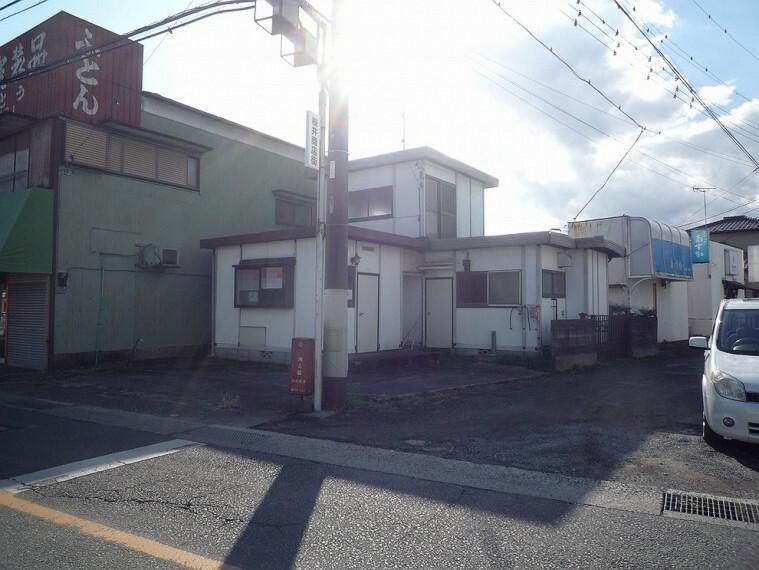 現況写真 小田急線「栢山」駅まで徒歩約2分と便利。