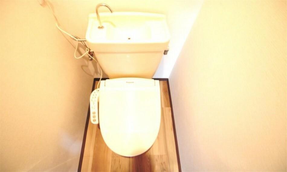 トイレ トイレは清潔感があります。