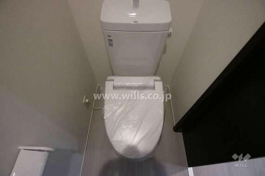 トイレ 1階トイレ[2020年10月19日撮影]
