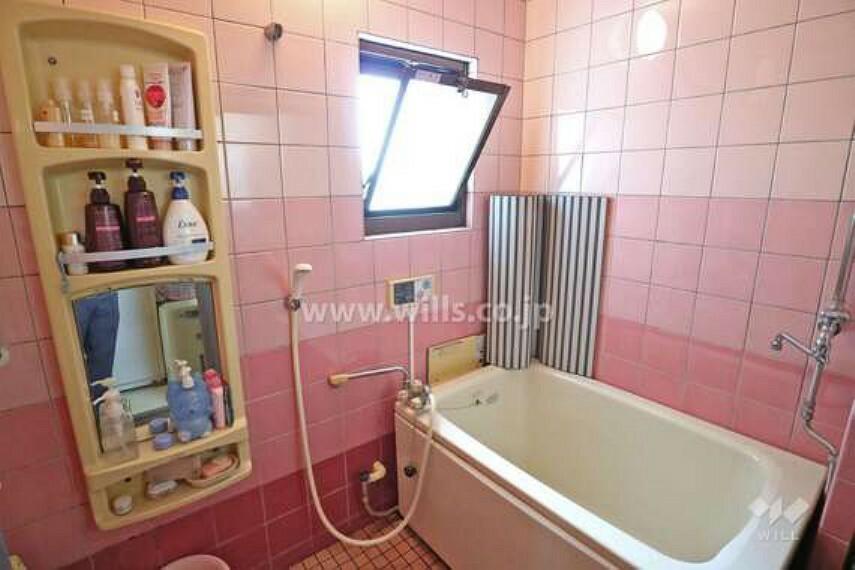 浴室 浴室[2020年8月4日撮影]