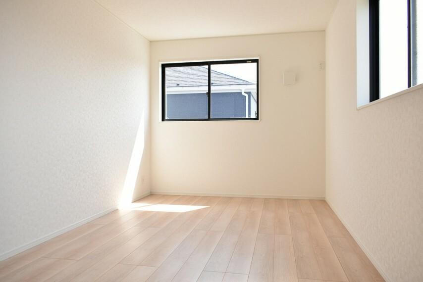洋室 洋室7.5帖 子供部屋にも最適な広さのお部屋です