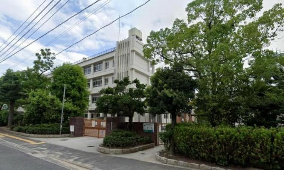 中学校 広島市立宇品中学校