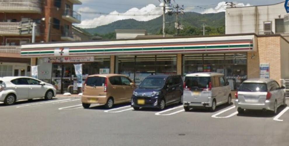 コンビニ セブンイレブン 広島八幡2丁目店