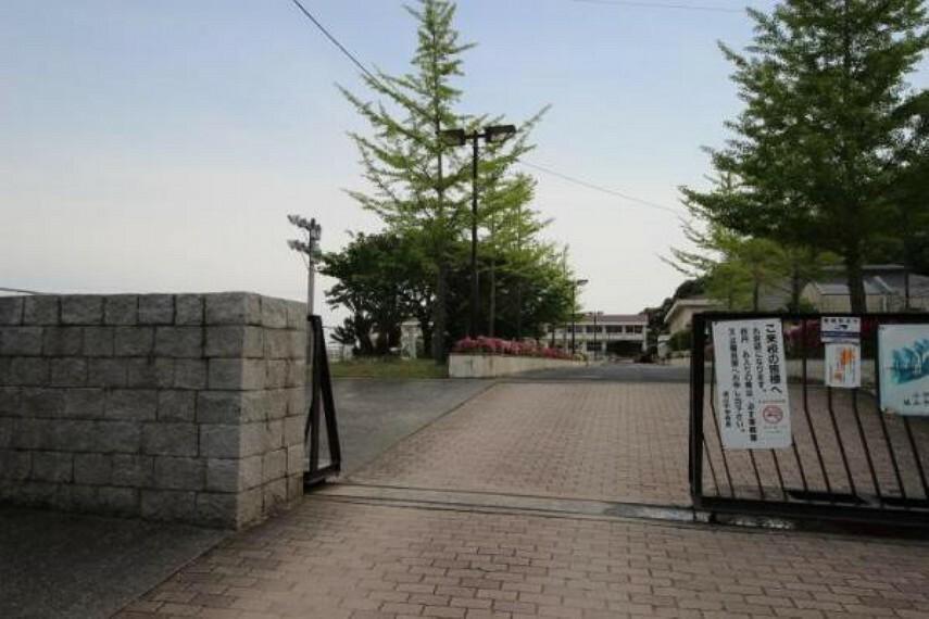 中学校 広島市立城山中学校