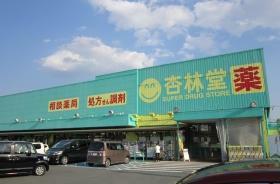 ドラッグストア 杏林堂袋井旭町店