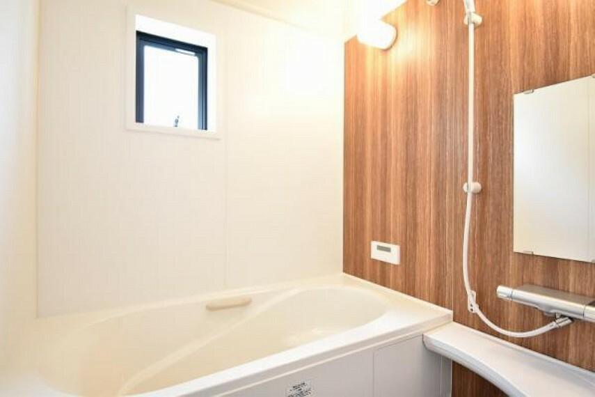 浴室 お風呂でゆったりと一日の疲れを癒すことができます