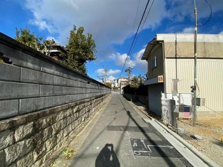 周辺の街並み 落ち着いた住環境です!