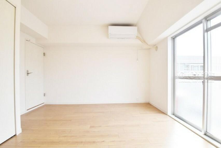洋室 洋室3 エアコン付き