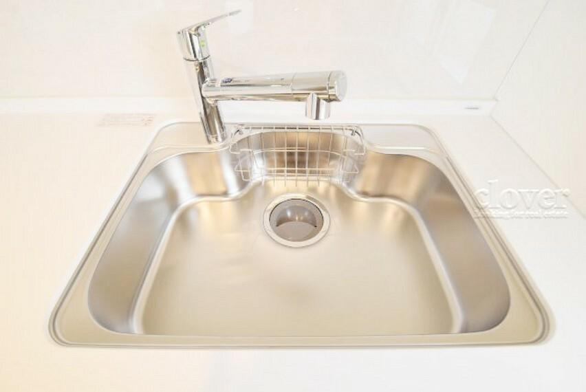 キッチン キッチンシンク 浄水機能付水栓付き