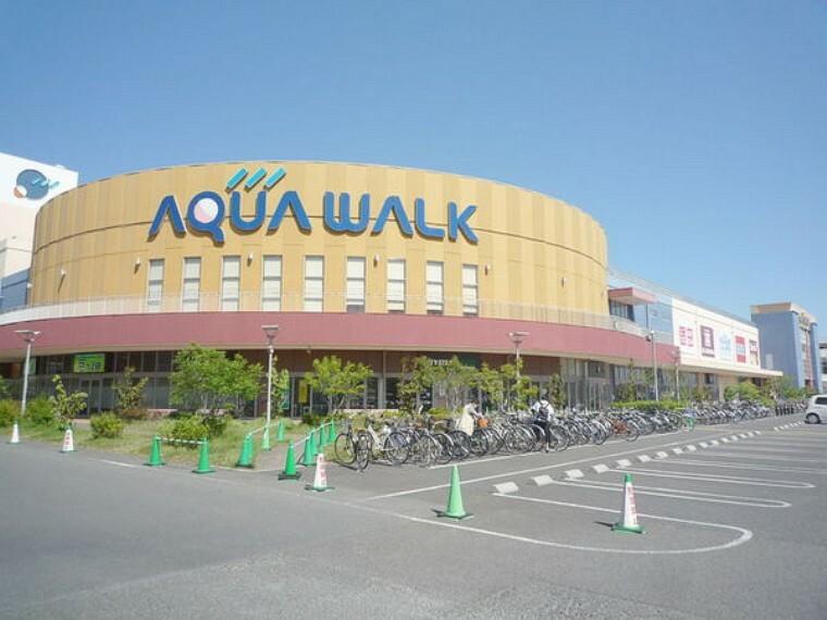 ショッピングセンター アクアウォーク大垣