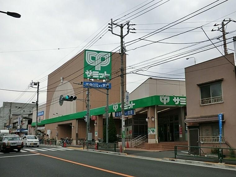 スーパー サミットストア成田東店
