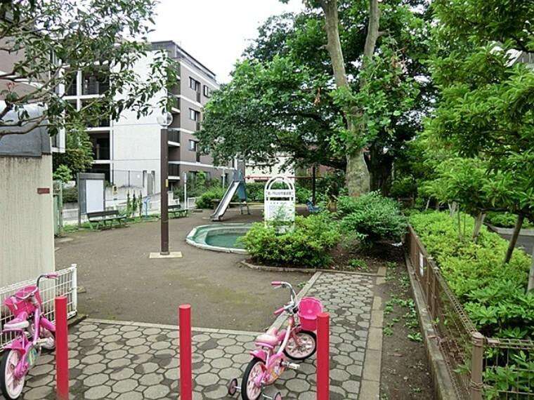 公園 堀ノ内山谷児童遊園