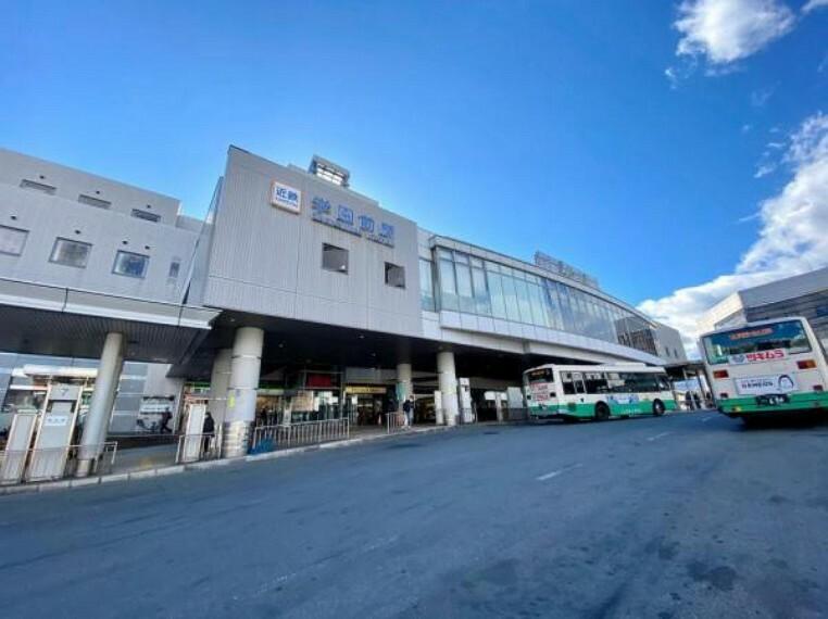近鉄難波・奈良線「学園前駅」までバスをご利用いただけます
