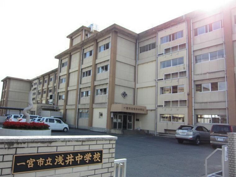 中学校 浅井中学校