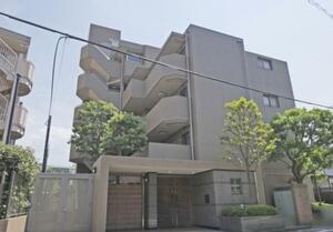 ルーブル駒沢大学II