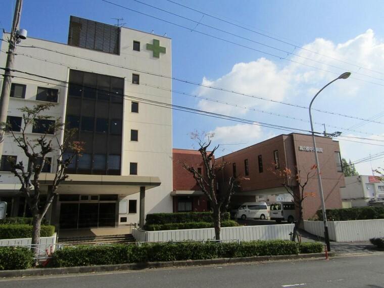 病院 総合病院 高の原中央病院まで車で9分 診療時間 月~金 8:30~13:00 土 8:30~12:00