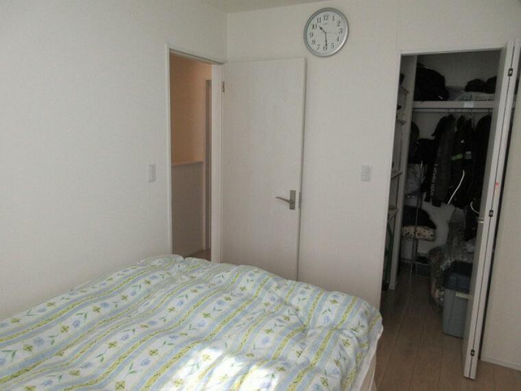 洋室 6帖洋室(東側) 子供部屋や書斎に!使い勝手の良い居室