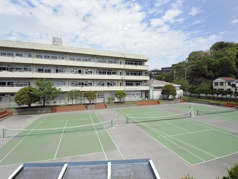 中学校 横浜市立藤の木中学校