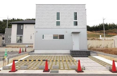 参考プラン完成予想図 LAZOモデルハウス オシャレなデザイナーズハウス!耐震等級3の長期優良住宅です!低炭素住宅仕様にもなっているエコ住宅!