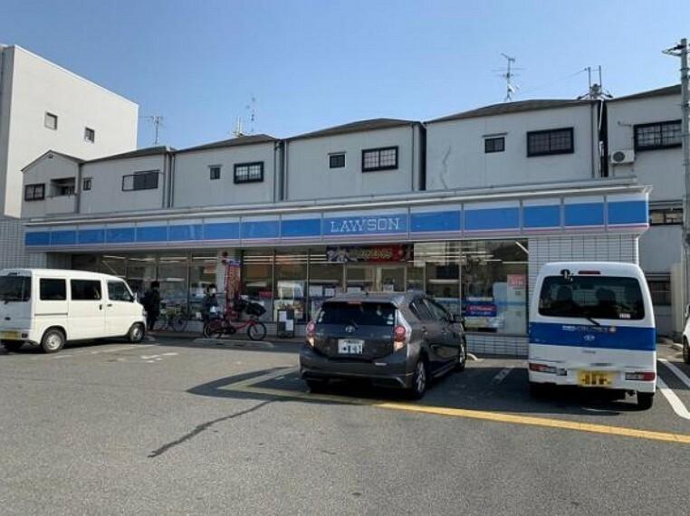 コンビニ ローソン 東大阪稲葉1丁目店