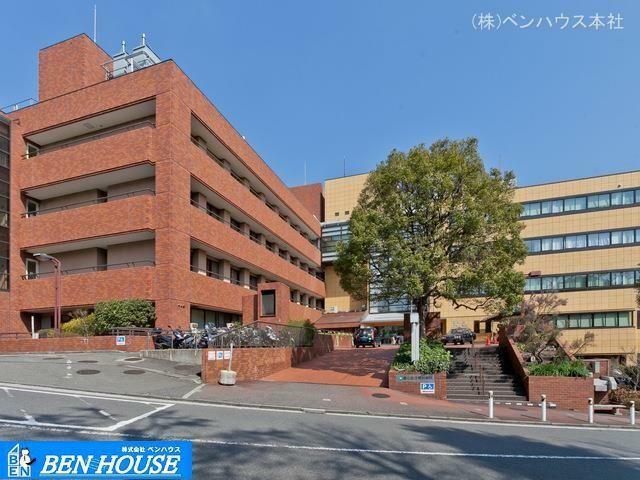 病院 神奈川県立汐見台病院 距離2700m