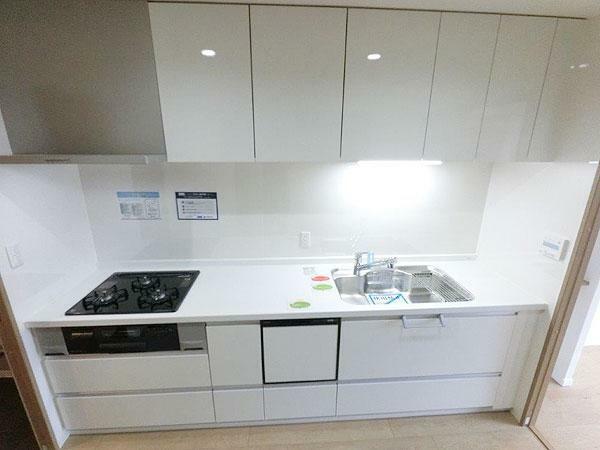 キッチン システムキッチン新調 食洗機付き