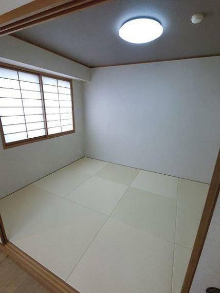 和室 畳・障子・ふすま貼り換え