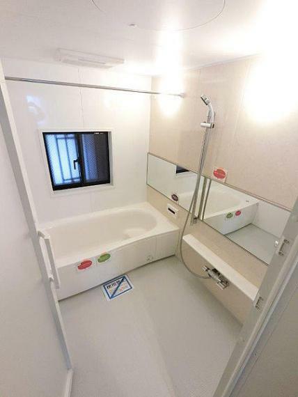 浴室 ユニットバス新調 窓あり