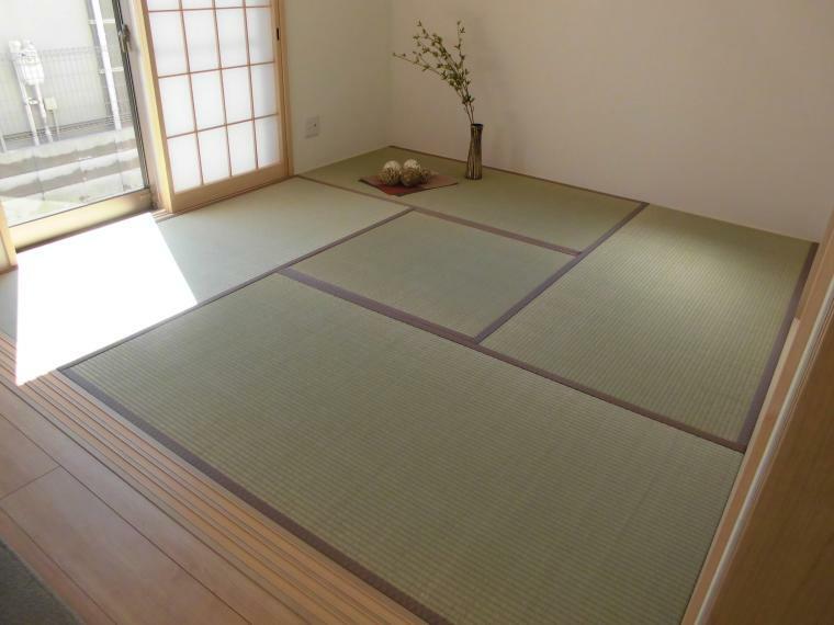 同仕様写真(内観) 客間としても使える和室ももちろん可能です。