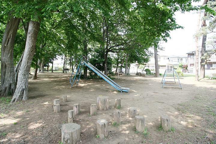 公園 東中沢四丁目ふれあいの森