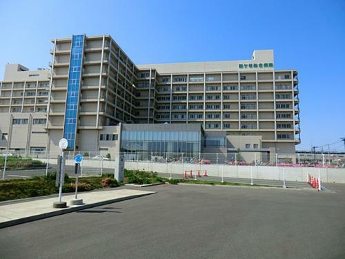 病院 鎌ケ谷総合病院