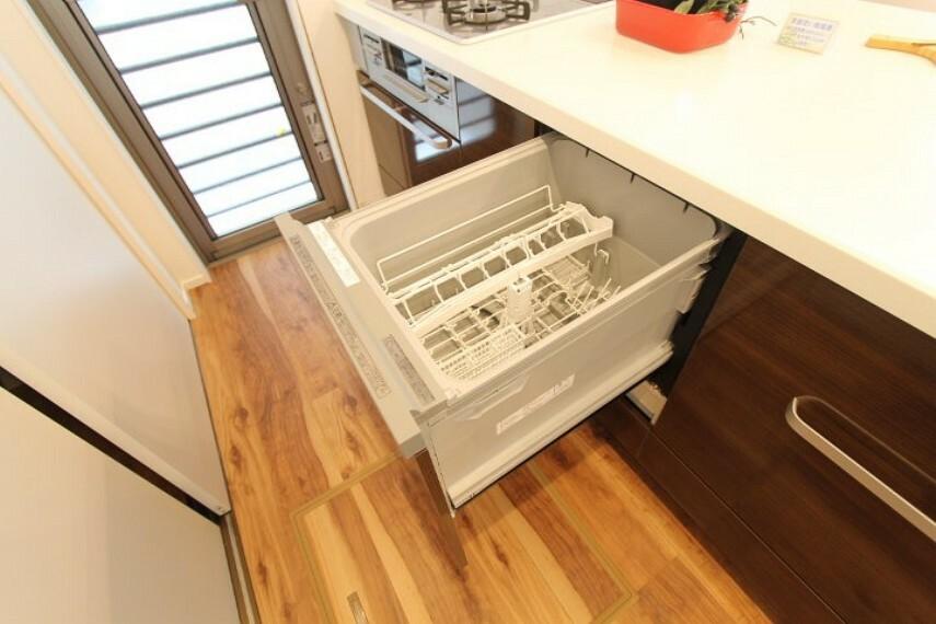 専用部・室内写真 施工例、食器洗浄乾燥機
