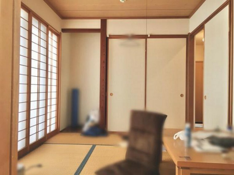 <2020/12/21撮影>和室はホッとするようないぐさ香る癒しの和の空間です。