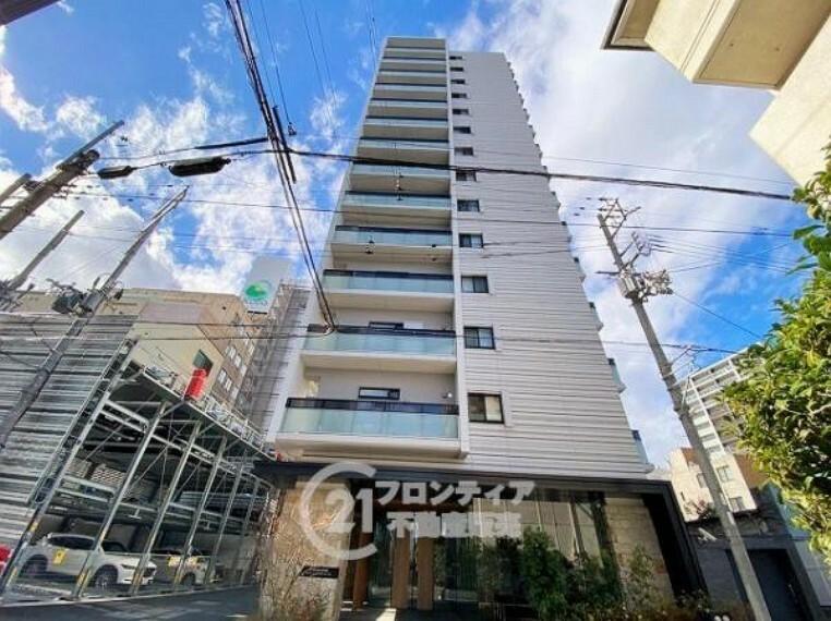 間取り図 <南向き>10階部分につき、日当たり・眺望良好の心地よい住空間!
