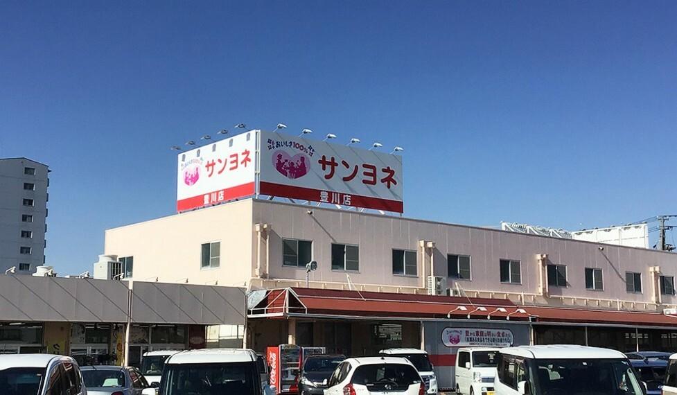 ショッピングセンター サンヨネ 豊川店