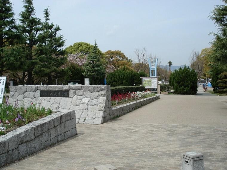 公園 【公園】西武庫公園まで1021m