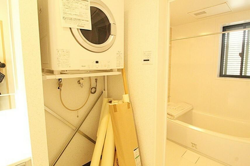 ランドリースペース ガス乾燥機