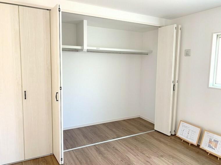 収納 本物件は収納スペースが沢山あります。