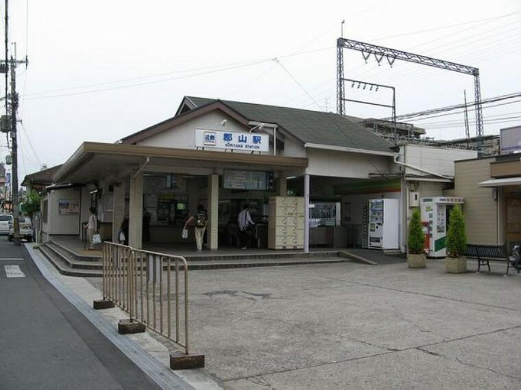 近鉄郡山駅(近鉄 橿原線)