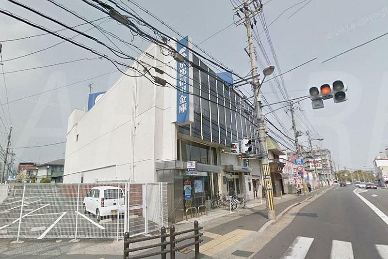 銀行 京都信用金庫梅津支店