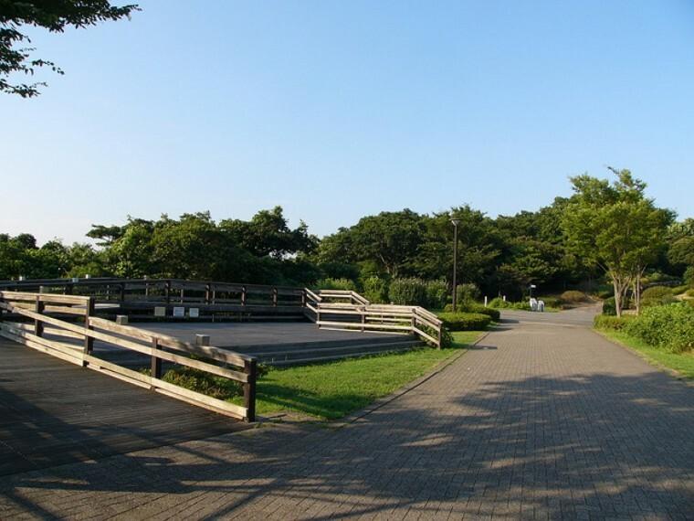 公園 本牧山頂公園