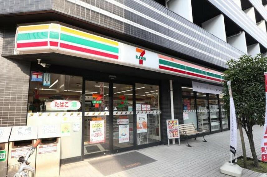 コンビニ セブンイレブン練馬中村3丁目北店