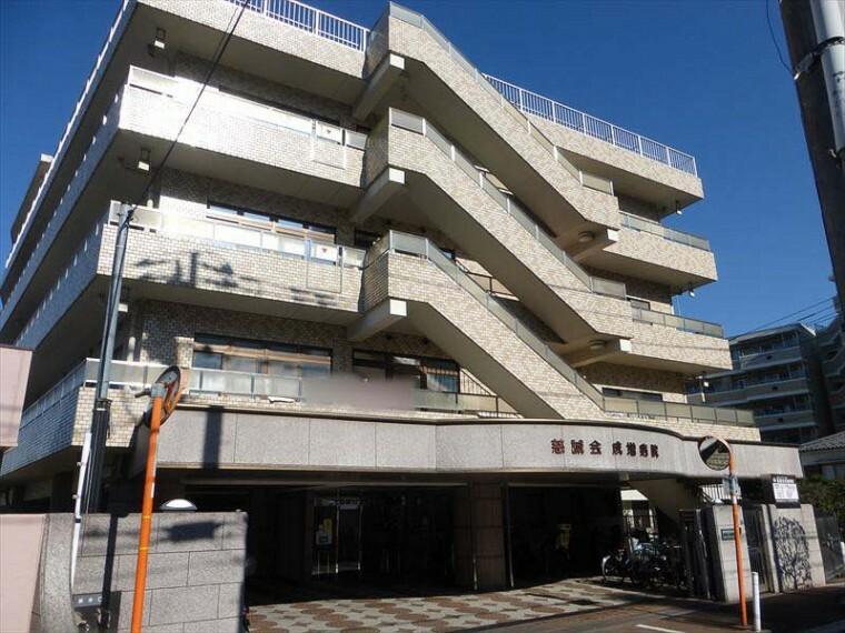 病院 【総合病院】慈誠会成増病院まで600m