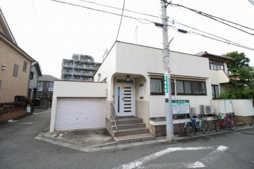 病院 【内科】花島医院まで457m