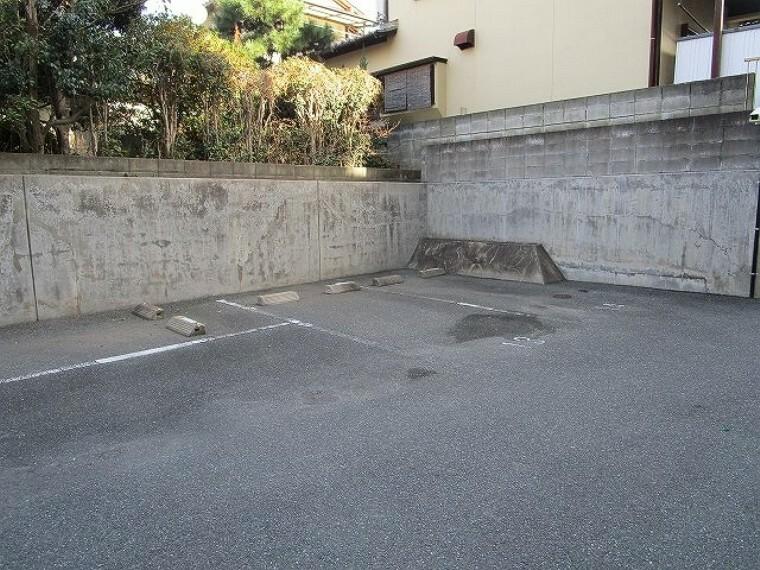 敷地内駐車場 敷地内平置き駐車場確保!!