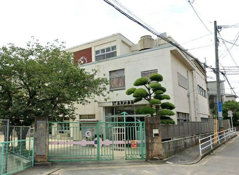 幼稚園・保育園 【幼稚園】高取幼稚園まで315m