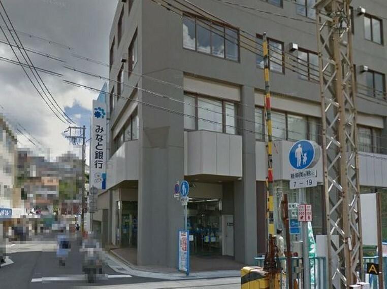 銀行 三井住友銀行鈴蘭台支店 みなと銀行鈴蘭台支店